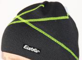 BONNET EISBAR CARVING NOIR/LIME