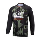 MAILLOT KENNY CHARGER PALMIER