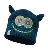 BONNET ENFANT BUFF MONSTER BLEU