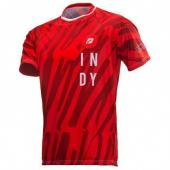 MAILLOT KENNY INDY ROUGE