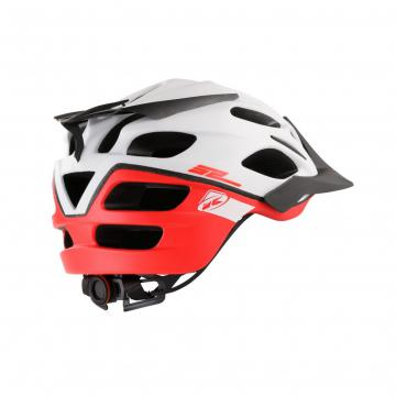 CASQUE KENNY ENDURO S2 BLANC/ROUGE