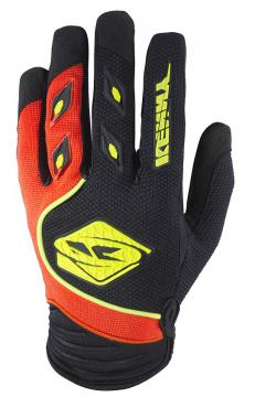 GANTS DE VELO KENNY TRACK NOIR/ORANGE
