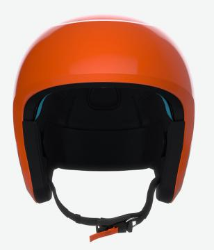 CASQUE POC SKULL DURA X SPIN ORANGE