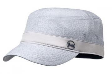 CASQUETTE BUFF MILITARY SILVER GREY