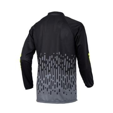 MAILLOT KENNY HAVOC CHARCOAL