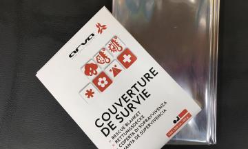 COUVERTURE DE SURVIE ARVA 190g