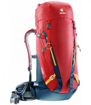 SAC A DOS DEUTER GUIDE 35+ ROUGE