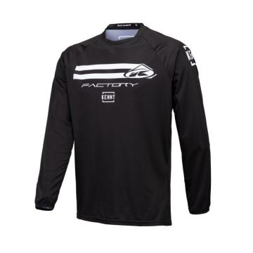 MAILLOT KENNY FACTORY NOIR