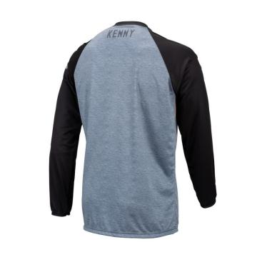 MAILLOT KENNY CHARGER HEATHER GREY