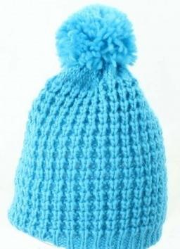 BONNET POC COLOR BEANIE BLEU